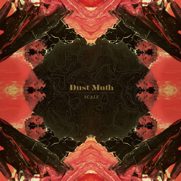 Cover DUST MOTH, scale