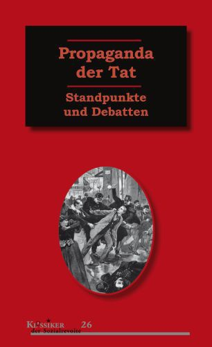 PHILLIPE KELLERMANN, propaganda der tat cover