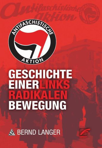 BERND LANGER, antifaschistische aktion cover