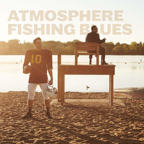 Cover ATMOSPHERE, fishing blues