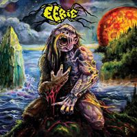 EERIE, s/t cover
