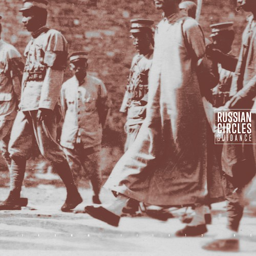 Cover RUSSIAN CIRCLES, guidance