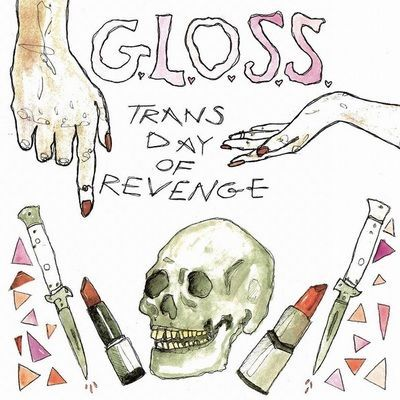 Cover G.L.O.S.S., trans day of revenge