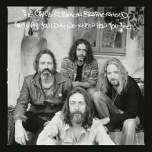 CHRIS ROBINSON BROTHERHOOD, anyway you love, we know how you feel cover