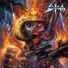 SODOM, decision day cover