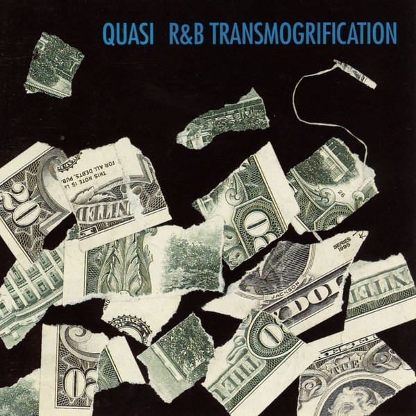 Cover QUASI, r&b transmogrification