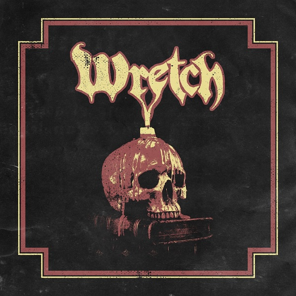 Cover WRETCH, s/t
