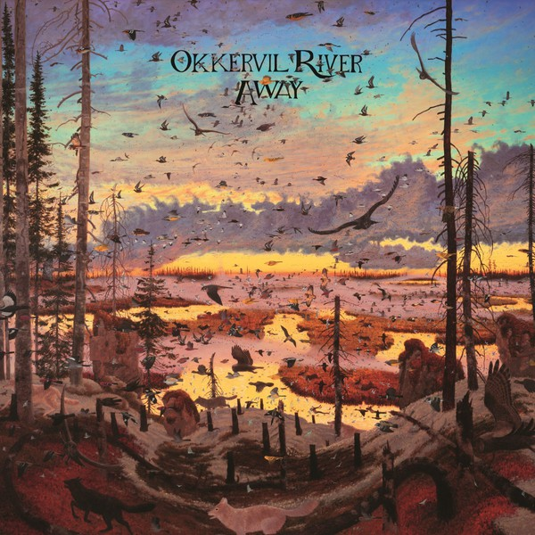 OKKERVIL RIVER, away cover