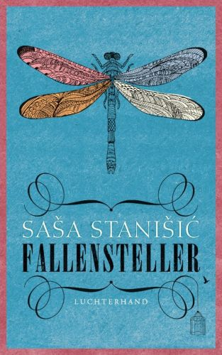 SASA STANISIC, fallensteller cover