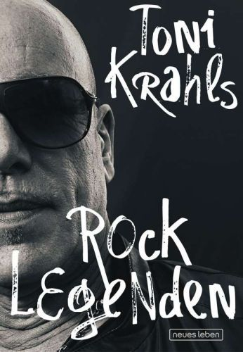 TONI KRAHL, rocklegenden cover