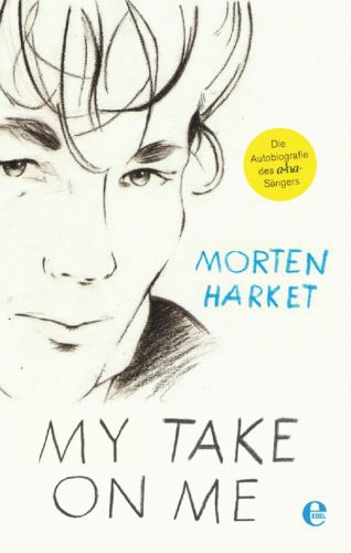 Cover MORTEN HARKET, my take on me
