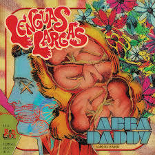 LENGUAS LARGAS, abba dabby cover