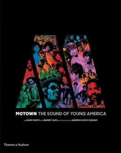 Cover ADAM WHITE, motown