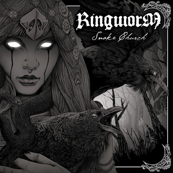 RINGWORM, snake church cover