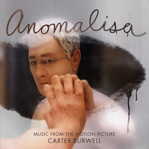 Cover O.S.T., anomalisa (carter burwell)
