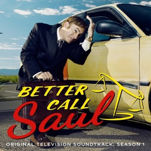 Cover O.S.T., better call saul