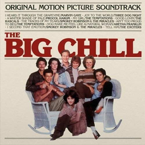 Cover O.S.T., the big chill