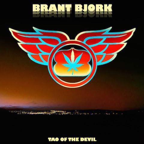 Cover BRANT BJORK, tao of the devil