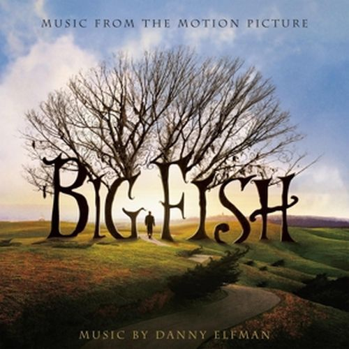 Cover O.S.T., big fish (danny elfman)
