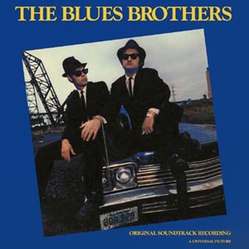 Cover O.S.T., blues brothers
