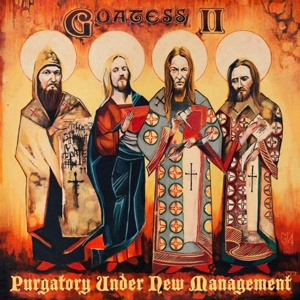 Cover GOATESS, purgatory under new management
