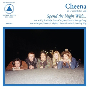 CHEENA, spend the night with... cover