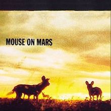 MOUSE ON MARS, glam cover
