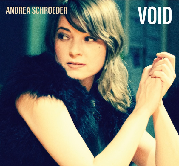 Cover ANDREA SCHROEDER, void