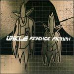 Cover UNKLE, psyence fiction