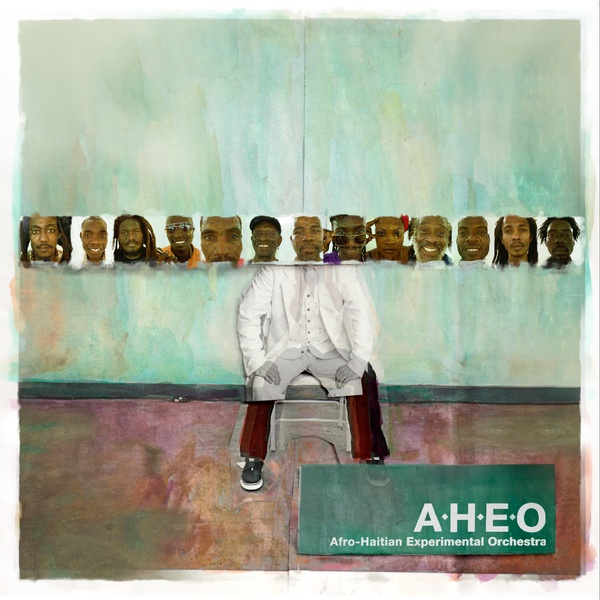 AFRO-HAITIAN EXPERIMENTAL ORCHESTRA, s/t cover
