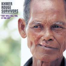 Cover V/A, khmer rouge survivors