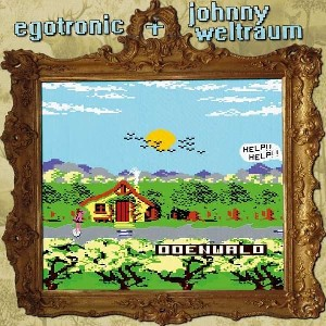 EGOTRONIC/JOHNNY WELTRAUM, odenwald cover