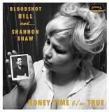 BLOODSHOT BILL & SHANNON SHAW, honey time cover