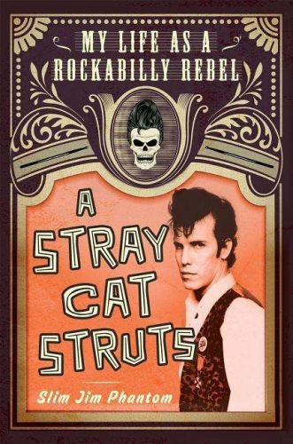 JAMES MCDONNELL, stray cat struts cover