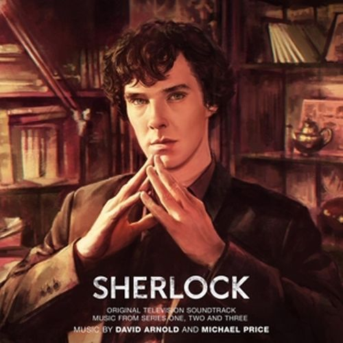 Cover O.S.T., sherlock (michael price & david arnold)