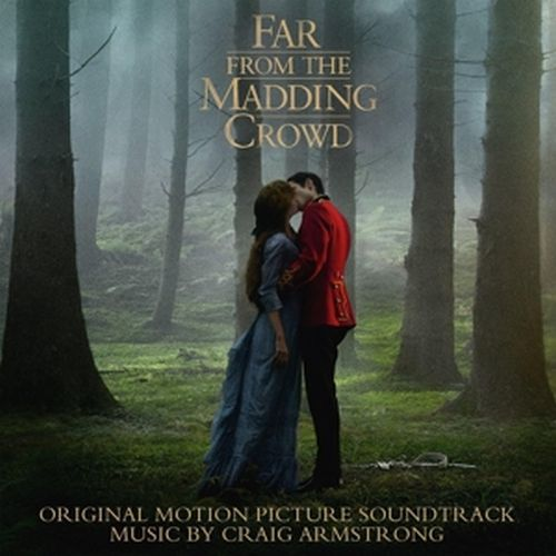 Cover O.S.T., far from the madding crowd (craig armstrong)