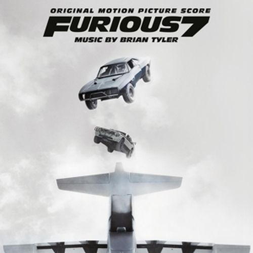 Cover O.S.T., furious 7 (brian tyler)