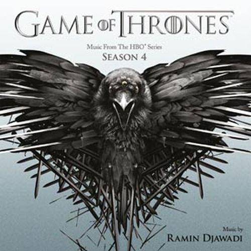 Cover O.S.T., game of thrones season 4