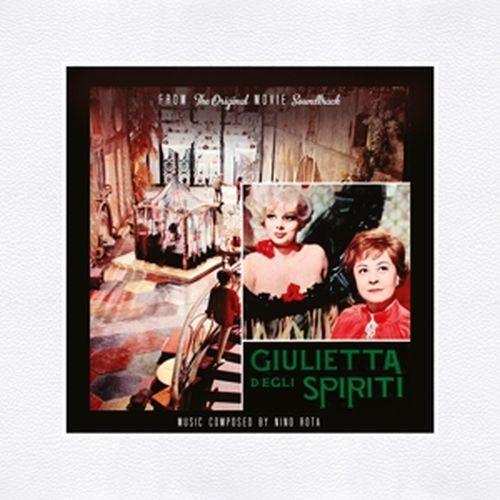 O.S.T., giulietta degli spiriti (nino roto) cover