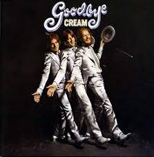 Cover CREAM, goodbye