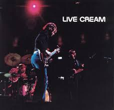 Cover CREAM, live cream vol.1