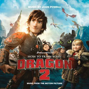 Cover O.S.T., how to train your dragon 2 (john powell)
