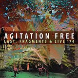 Cover AGITATION FREE, box (fragments, live 74 and last)