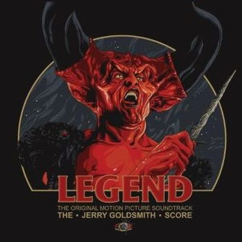 Cover O.S.T., legend 30th anniversary (jerry goldsmith)