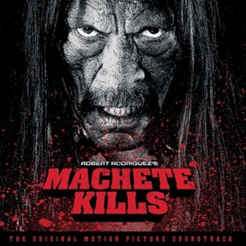 Cover O.S.T., machete kills
