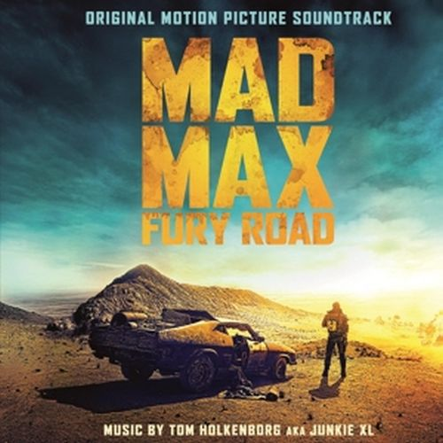 Cover O.S.T., mad max: fury road (tom holkenborg)