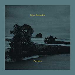 PETER BRODERICK, partners cover