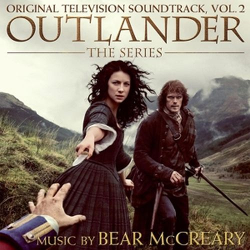 Cover O.S.T., outlander season 2 (bear mccreary)