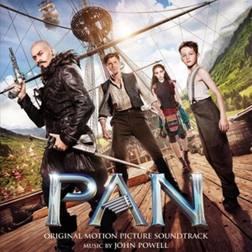 O.S.T., pan (john powell) cover