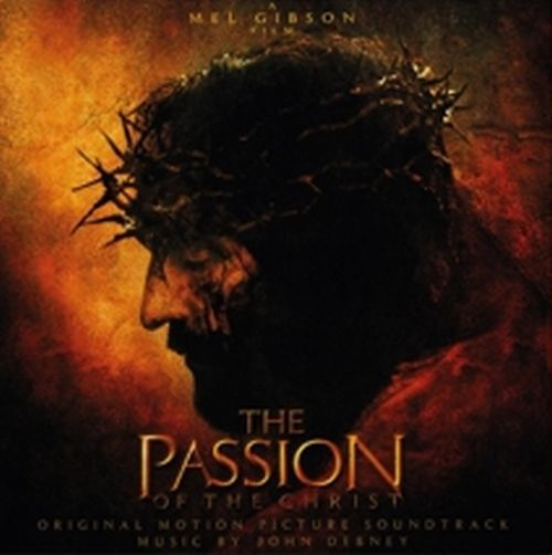 Cover O.S.T., passion of the christ